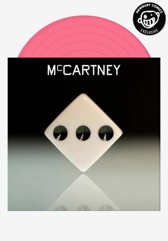 PAUL MCCARTNEY McCartney III Exclusive LP