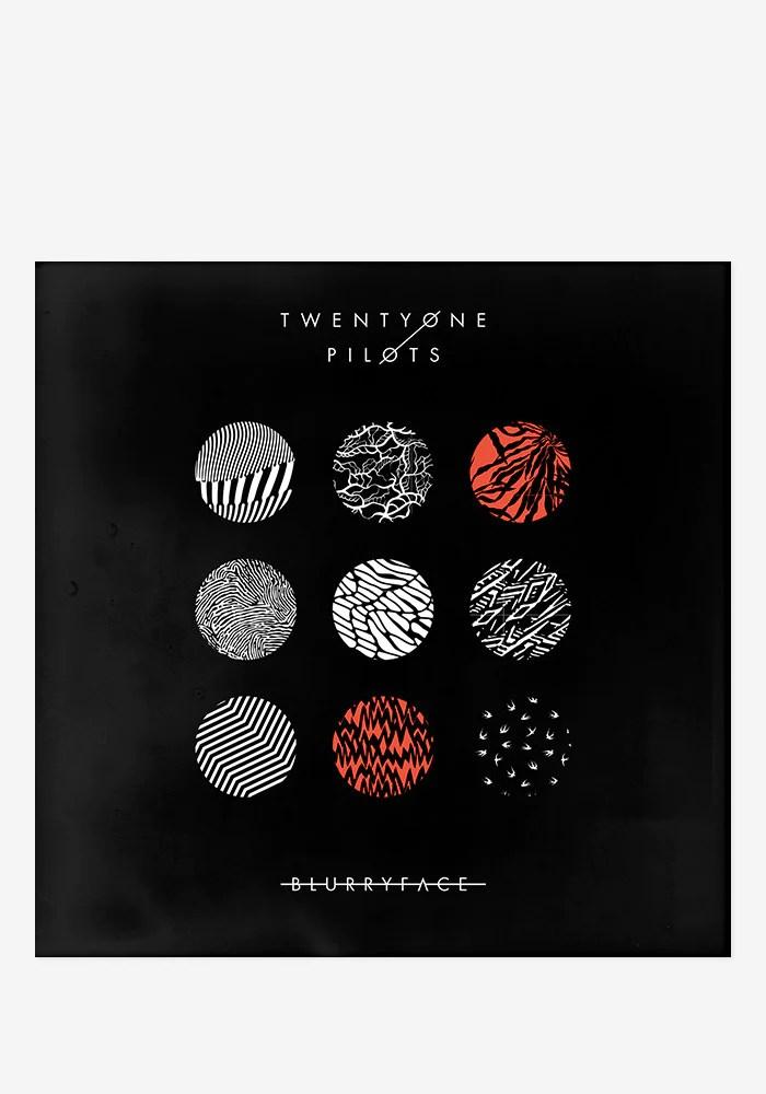 Twenty One Pilots Blurryface 2 LP Vinyl Newbury Comics