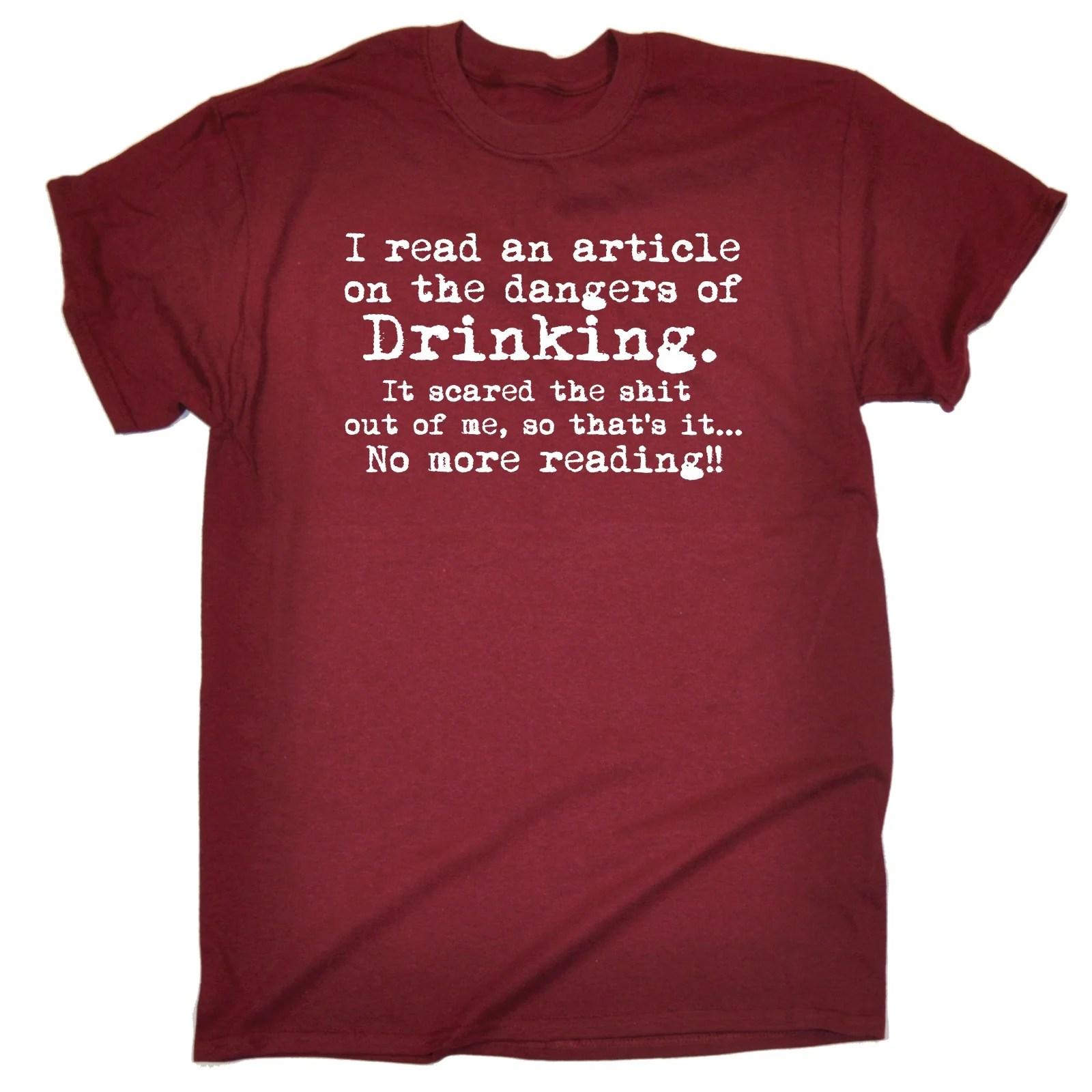 Birthday Drinking Shirt Adult