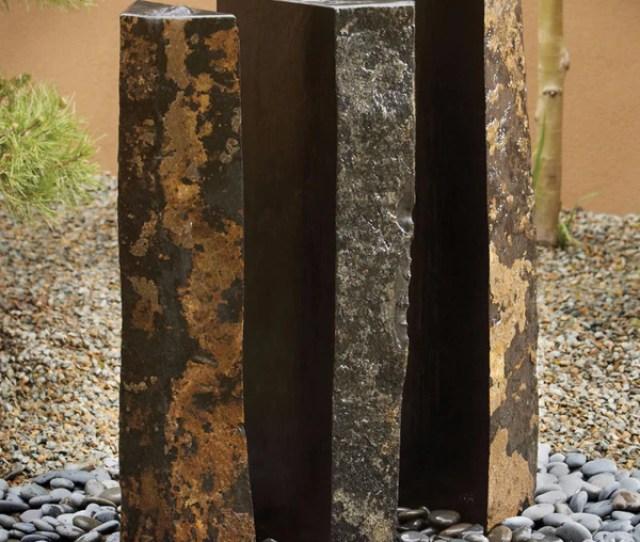 Triple Basalt Fountains Sets Of