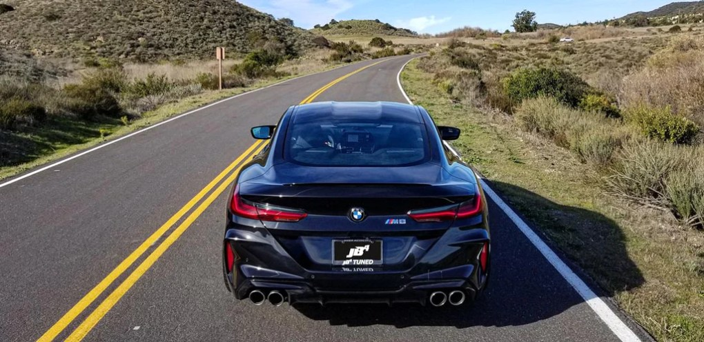 BMW F92 M8 intake