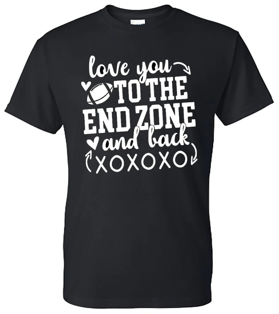 Download Love You to the End Zone and Back (Football)   Southern ...