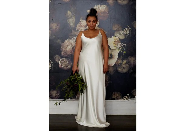 The Lucinda Gown By Stone Fox Bride