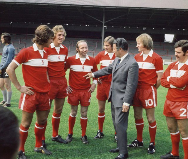 Detail Of Middlesbrough Fc Players By Staff