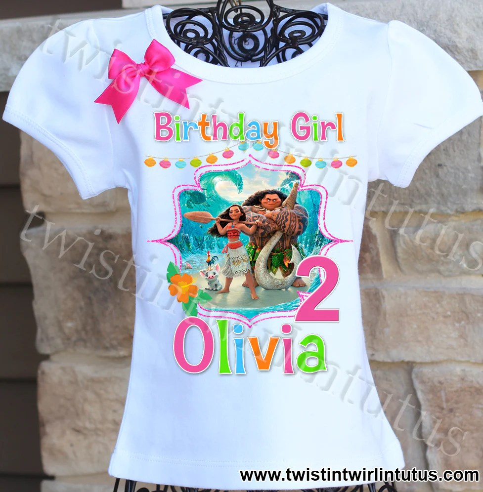 Moana Shirt Toddler Shop Clothing Shoes Online