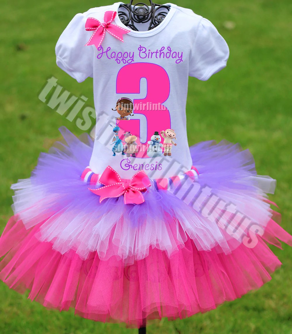 Doc Mcstuffins 2nd Birthday Outfit Cheap Online