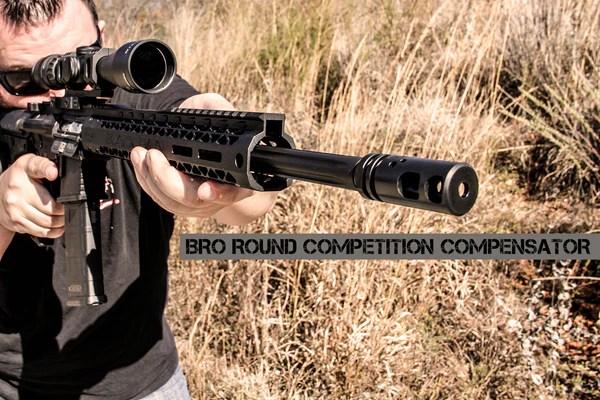 BRO Round Competition Compensator