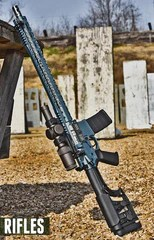 Black Rain Ordnance Rifles