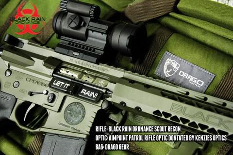 Steve Smith Rifle