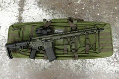Steve Smith Commemorative Rifle