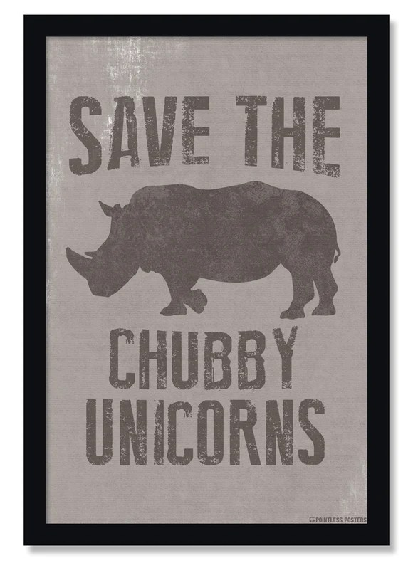 Download Always Be Yourself, Unless You Can Be A Unicorn Poster ...