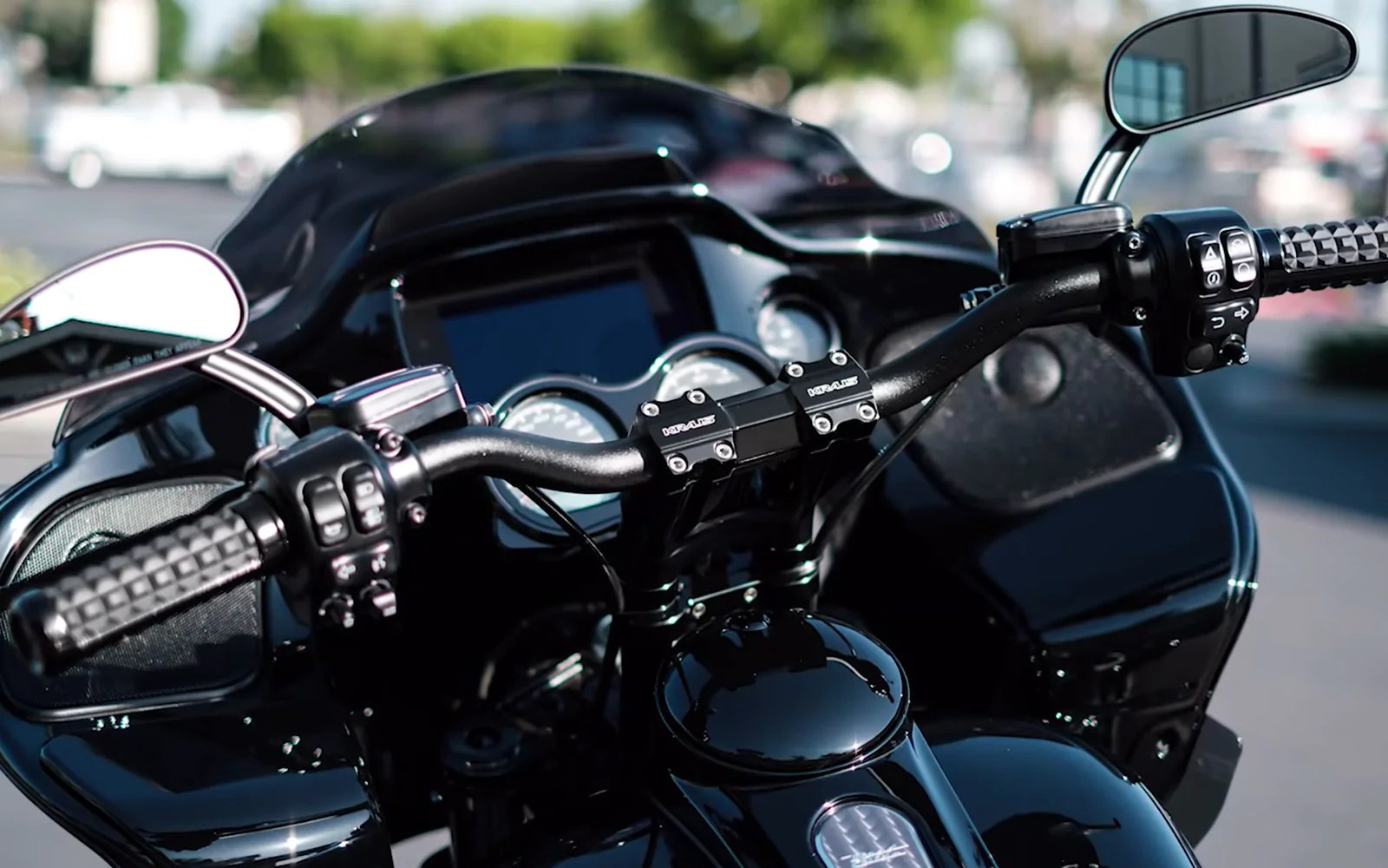 road glide special kraus bars s s