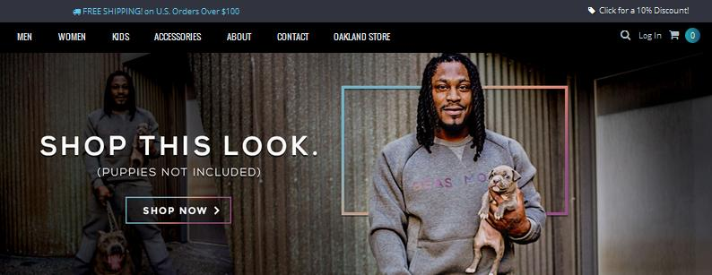 Why Marshawn Lynch Chose Shopify Plus To Power His Flagship Store Two Days Before Retiring From The Nfl