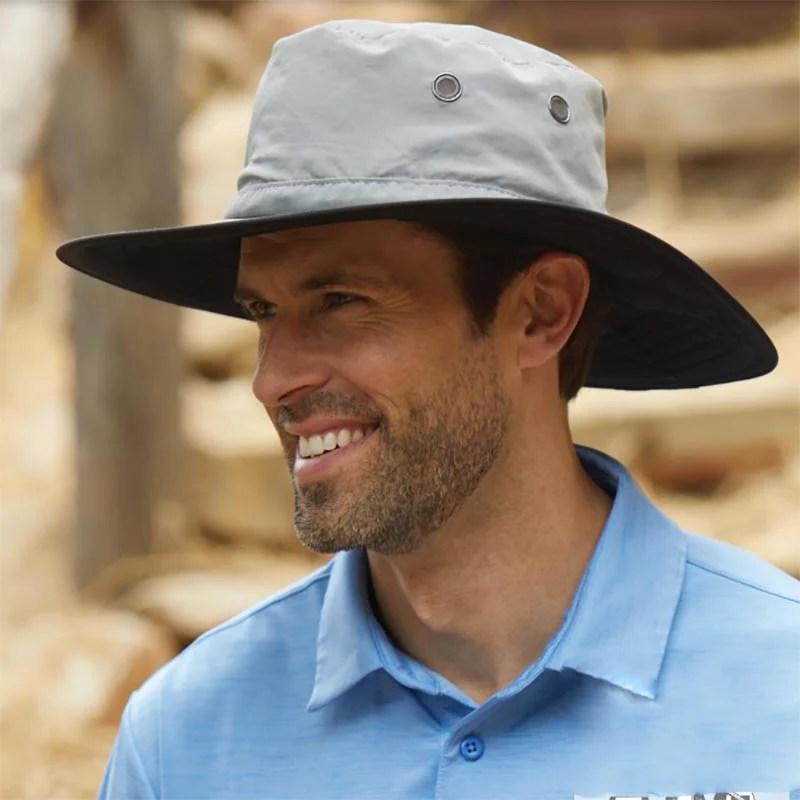 Supplex Dimensional Brim Hat Fossil Dpc Outdoor Headwear Setartrading Hats