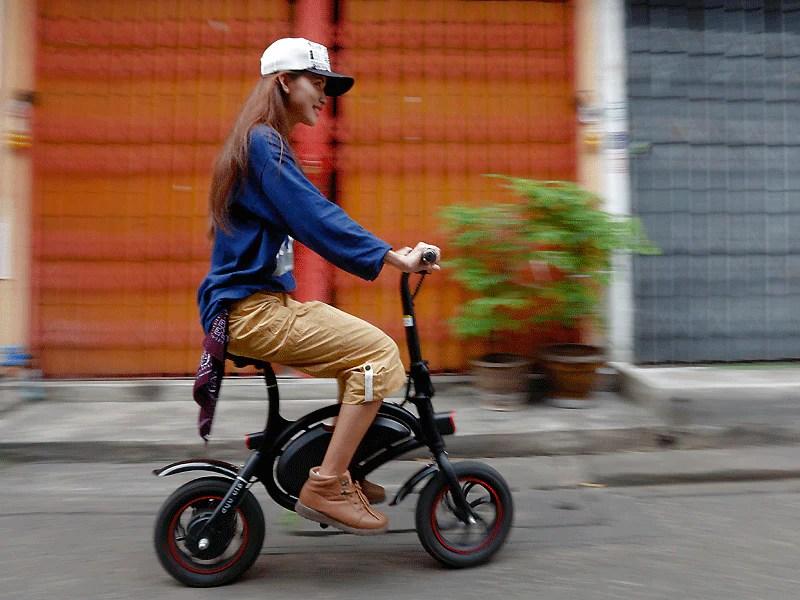 dyu 60km scooter électrique avec siège