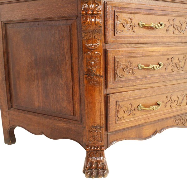 Louis XV Claw Foot Commode Ski Country Antiques Amp Home