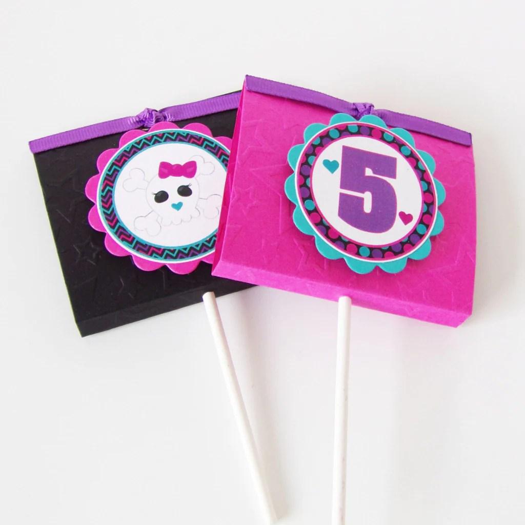 Rock Star Cupcake Toppers 24 Pc Kaleidoscope Parties