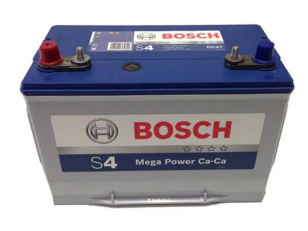 Bosch Deep Cycle Batteries
