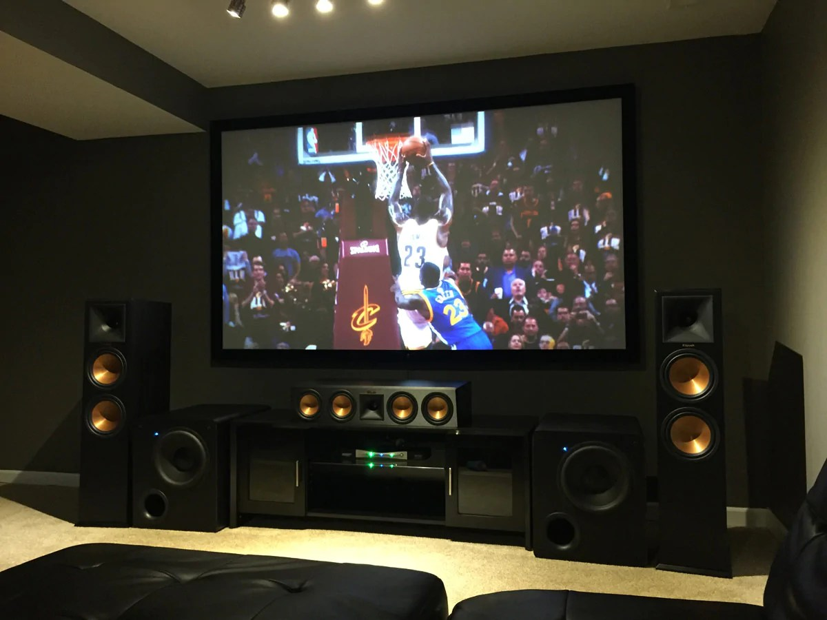 Jermaine Brings The Sonic Boom With Dual SVS Subwoofers
