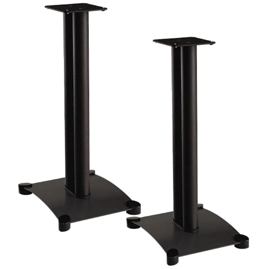 premium bookshelf speaker stand | svs audio accessories