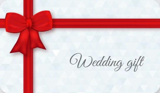 Wedding Gift Card Rebeka Kahn Artwear