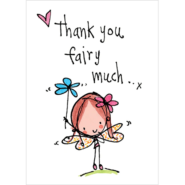 Thank You Fairy Much Juicy Lucy Designs Trade