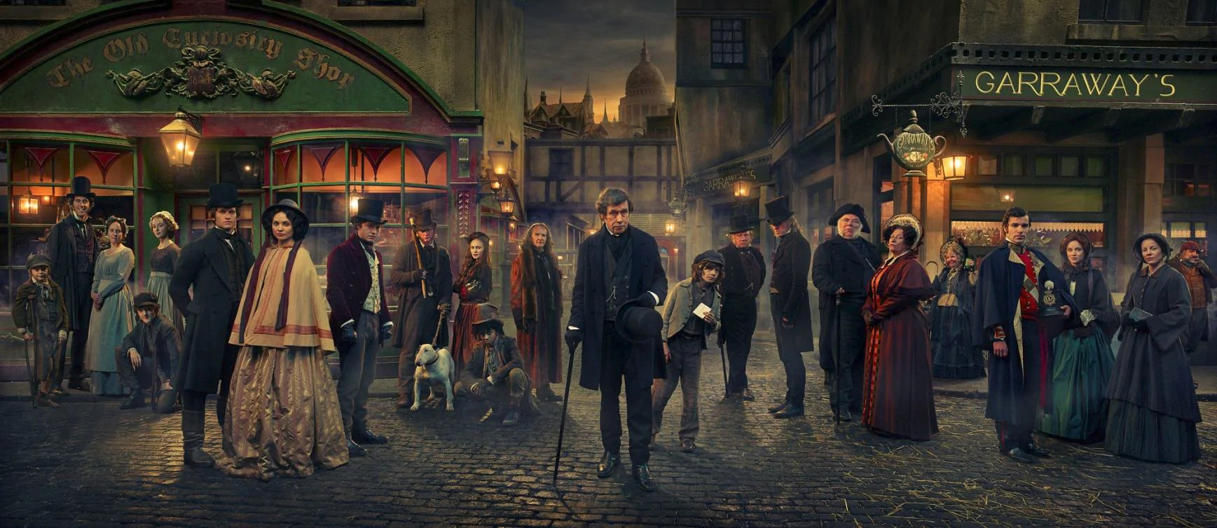 Dickensian: Behind the scenes of the BBC drama series