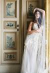 Claire Pettibone Couture Designer Dresses And Romantique Boho Dresses - Wedding Dress, Casual Boho Beach Wedding Dress With Side Slit Sophia Tolli