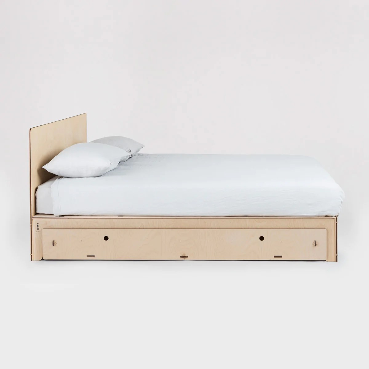 This Underbed Drawer Has Been Designed And Made In Italy Plyroom