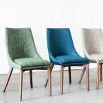Mid Century Chair Modern Dining Chairs Gingko Home Furnishings
