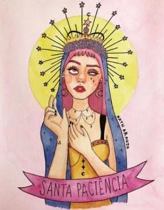 Desenho de Nath Araújo