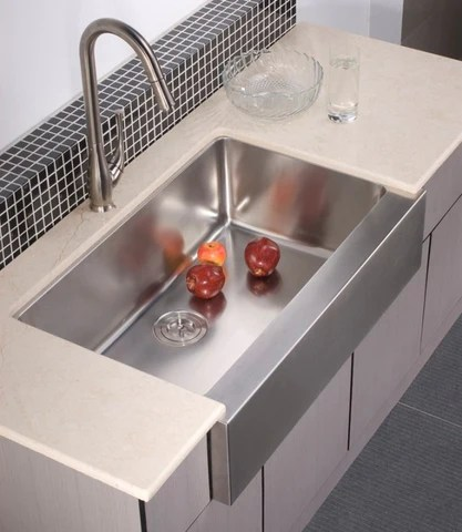 Patriot Made In USA Stainless Steel Sink Collection