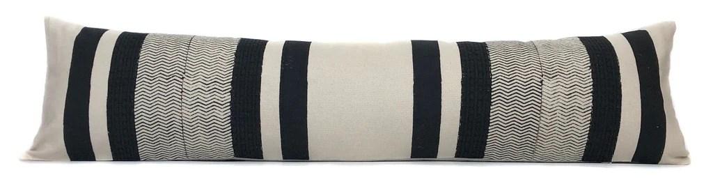 12 x 48 lumbar bed pillow covers