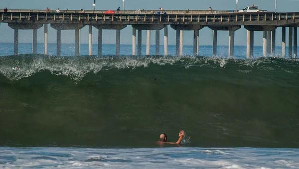ocean beach wave