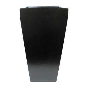 Root and Stock Windsor Tall Square Planter   Black     Tall Square Planter   Black  Root and Stock Company   1