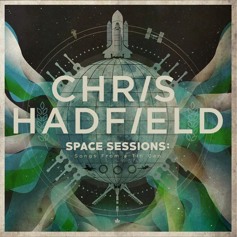 Cover of 'Space Sessions'