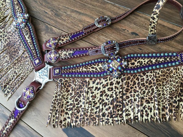 Cheetah Tack And Saddles