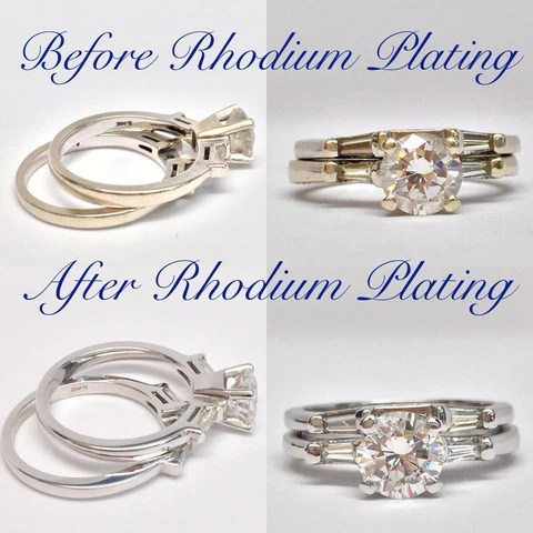 Rhodium Plating and White Gold Overview Common Misconceptions and