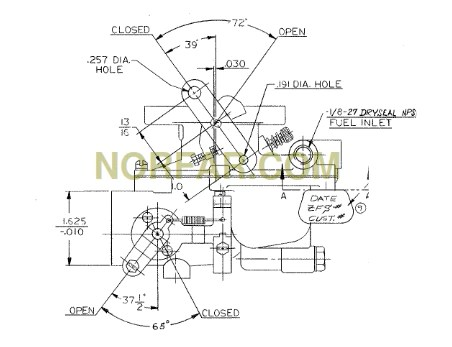 Farmall 140 Carburetor Parts Diagram