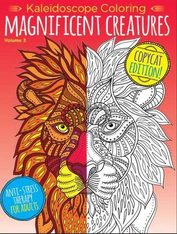 Adult Coloring Books Media Lab Publishing
