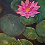 Floral Art Lotus Flower Painting Large Art Prints By Sam Mitchell Buy Posters Frames Canvas Digital Art Prints Small Compact Medium And Large Variants