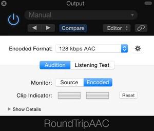 Round trip au plugin by Apple.