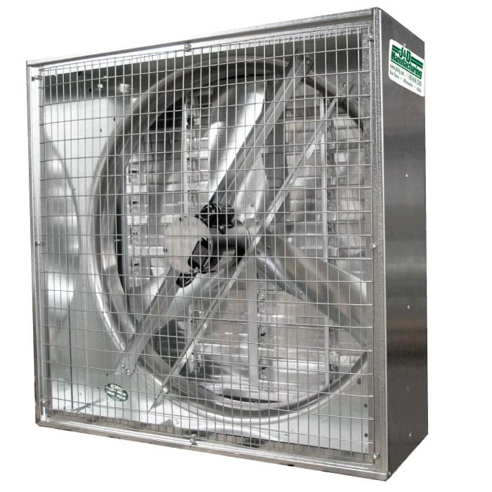 vf shutter exhaust fan 36 inch 10000 cfm direct drive 3 phase vf36dm3cf