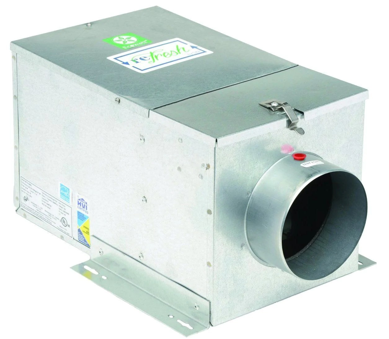 whole house ventilation attic exhaust