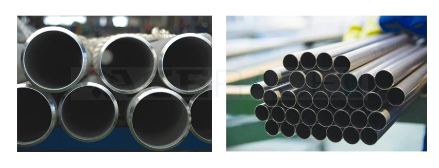 pipe and tube size chart