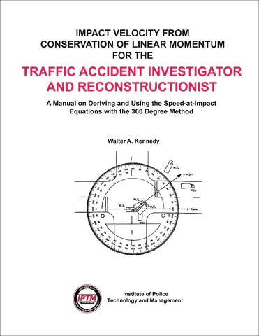Impact Velocity from Conservation of Linear Momentum for
