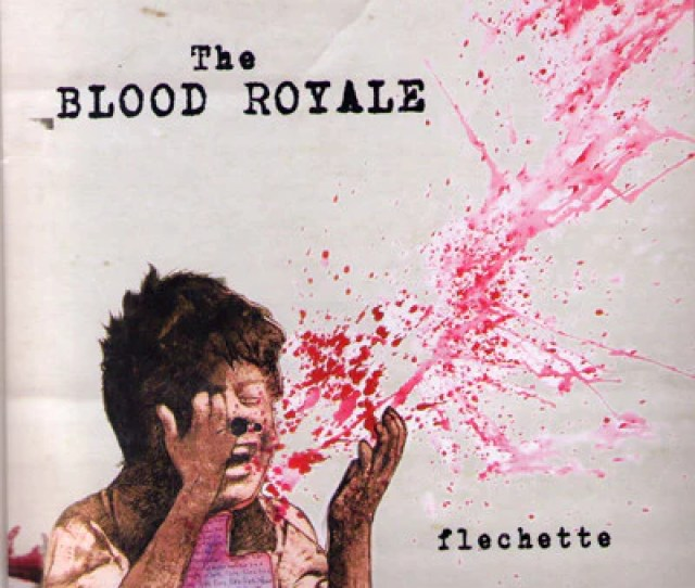 Blood Royale Flechette 7 Cutthroat Dead Beat Records