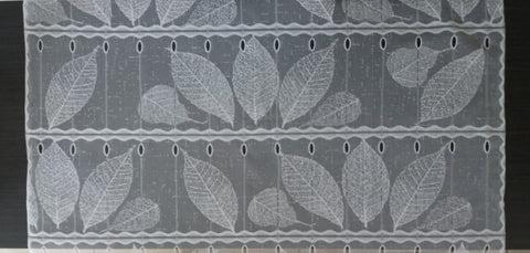 rideaux voilages de 90 cm de largeur
