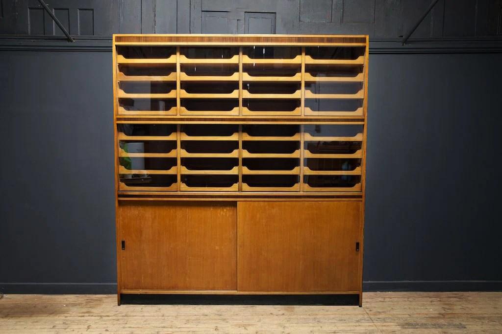 Large Haberdashery Cabinet Drew Pritchard Ltd
