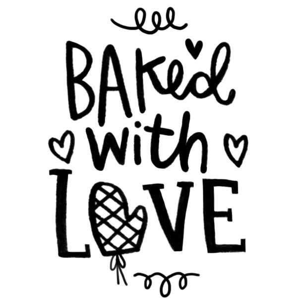 Download Baked With Love Stamp — Alicia Souza